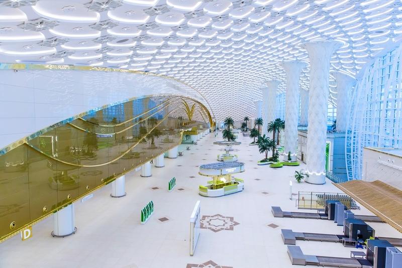 Ashgabat Airport