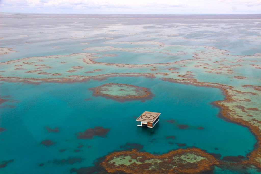 Heart to Heart: visiting the Great Barrier Reef's most iconic reef