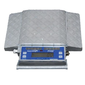 Intercomp, PT300™ Wheel Load Scales
