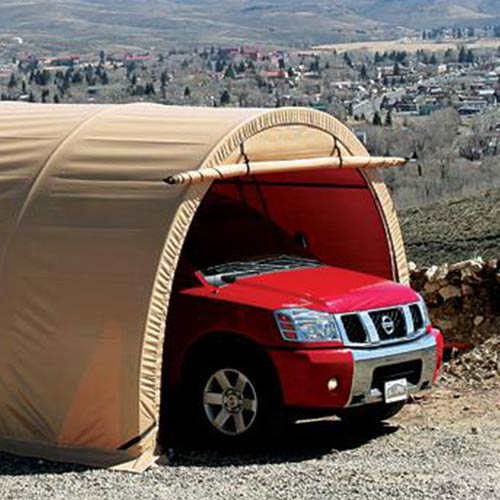 Car-Port-Quonset-Hut-SQ-Tan-red-Car