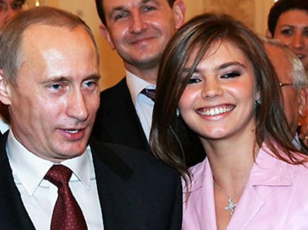 Алина Кабаева и Владимир Путин. Свадьба фото и видео ...