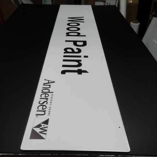 "Alumapanel  15.75"" x 96"", 2 sided"