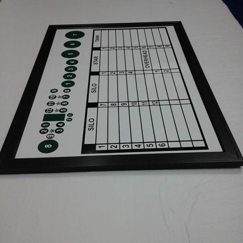 LAC magnetic board