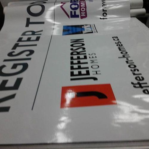 Lam Develop Sign Prints