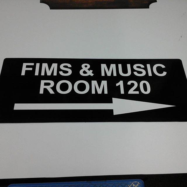 ACM with vinyl