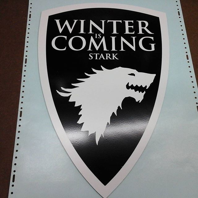 Game Of Thrones Plaque