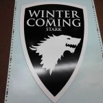 Game Of Thrones Plaque