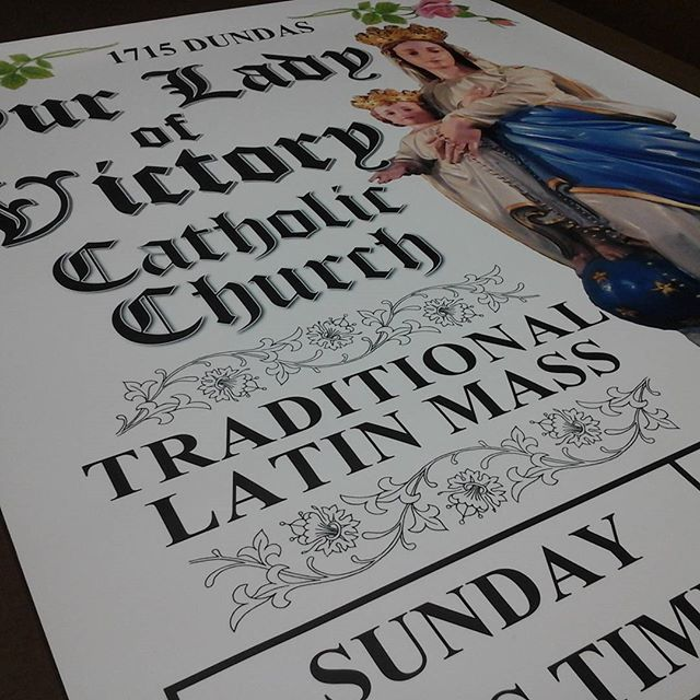 Our Lady Of Peace Layout