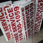 Streetpole Signs