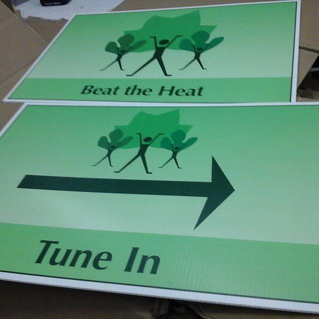 Kettle Creek Signs