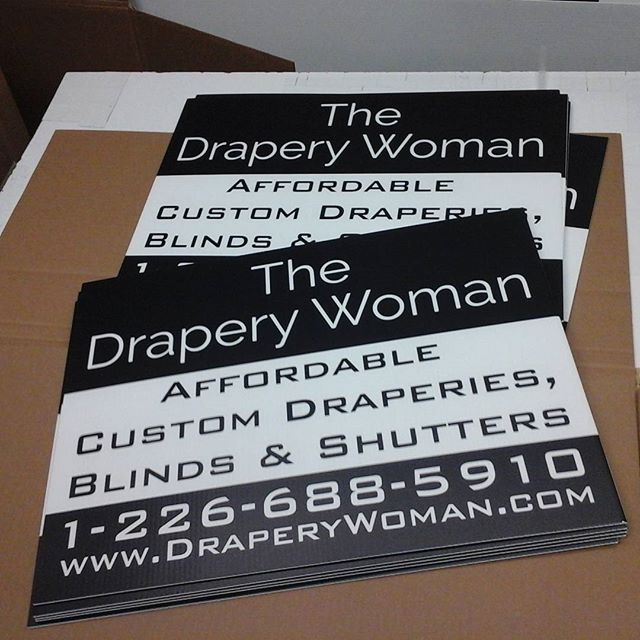 Coro Business Signs