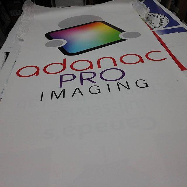 Vinyl Banner