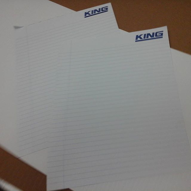 Branded Notepads