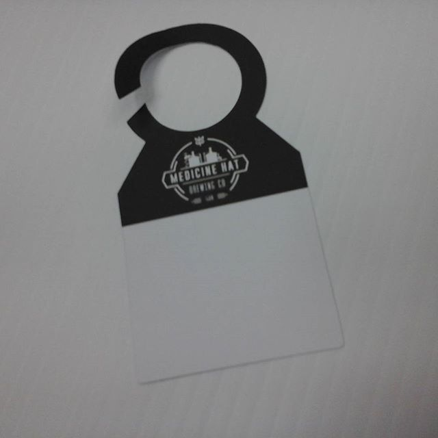 Paper Bottle Tags