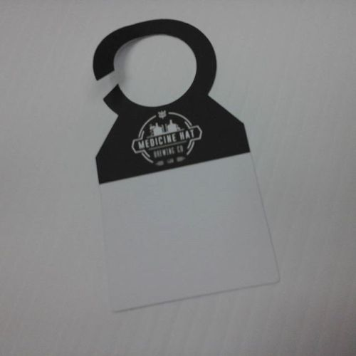 Paper Bottle Tags