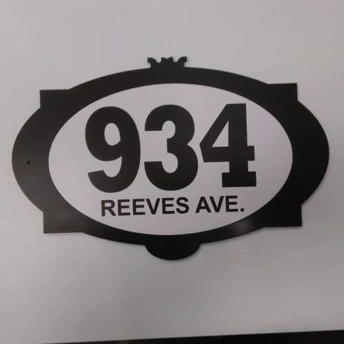 House address