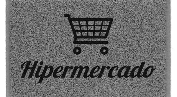 Tapetes personalizados para Hipermercados
