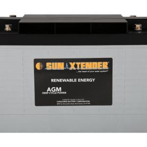 PVX-3050T Battery_GlobalSolarSupply