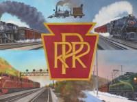 PA Railroad Sign