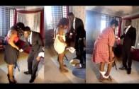 Ghanaian pastor cleansing women's vagina in church!