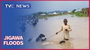 Jigawa floods leave many residents displaced