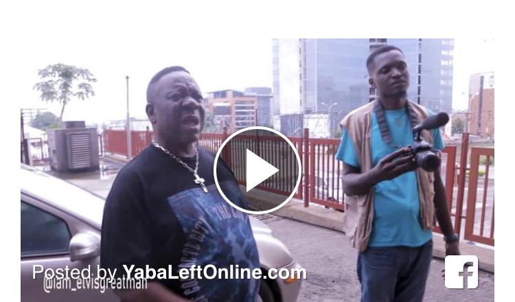 Wahala be like zanga man and his acting career🤣