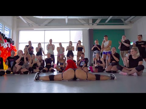 Rubi Rose / tinze choreography