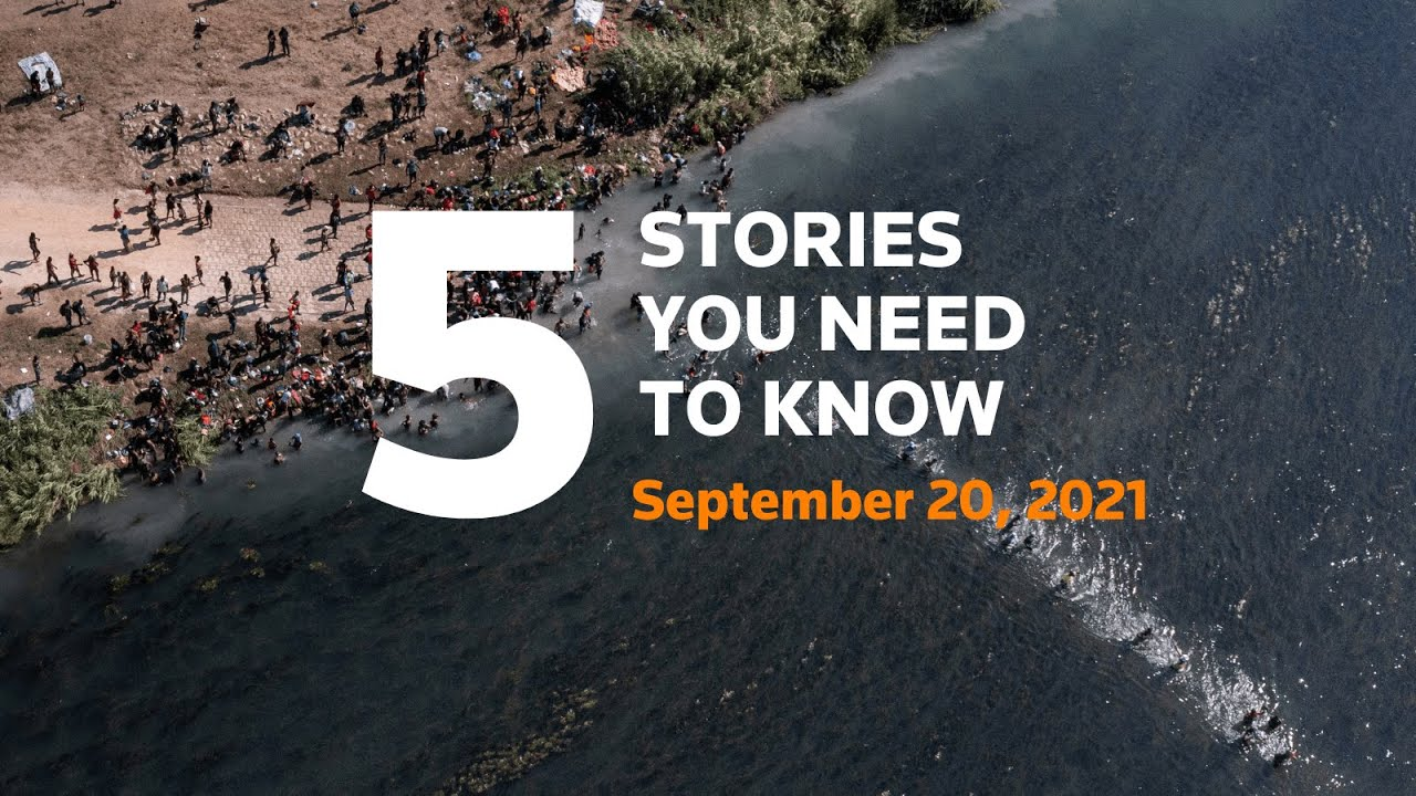 September 20, 2021: Gabby petito, volcano, France, UK submarine row, military plane crash, Texas