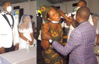 Woman catches her husband marrying another wife