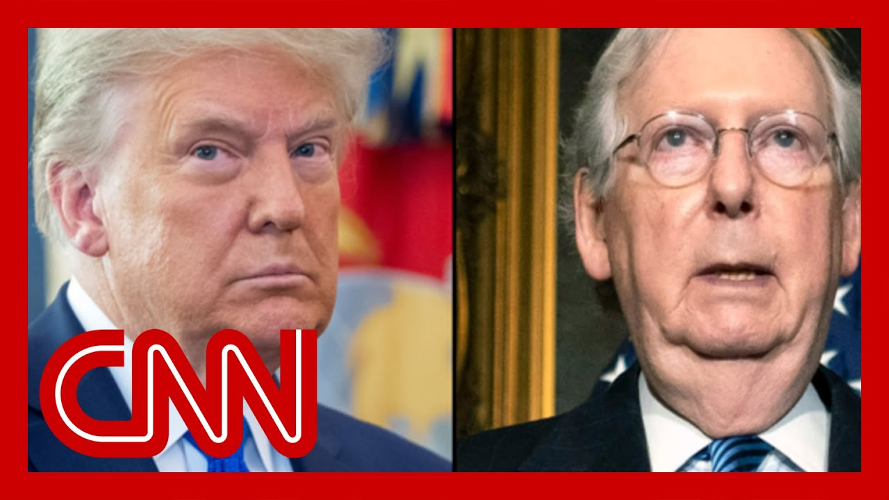 Wsj: Trump want McConnell vote out of Senate