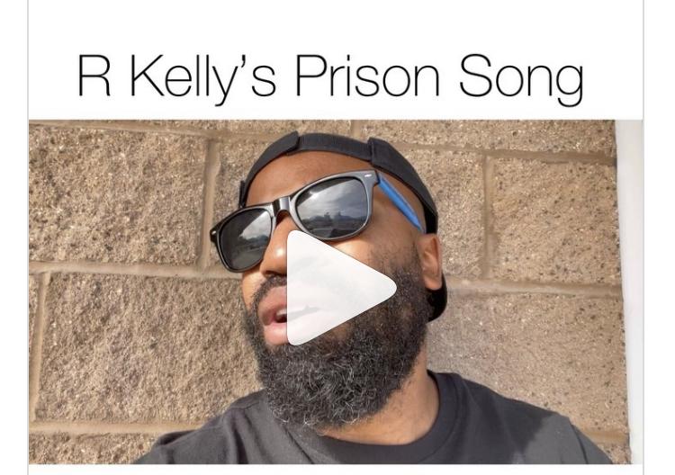 R Kelly's last song