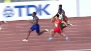 Greatest Sprinting by Su Bingtian, the fastest man in Asia
