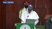 Pres. Buhari present budget proposal of N16.39Trn two national Assembly