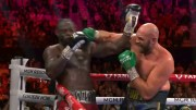 Tyson fury knocks wilder out in 11th round