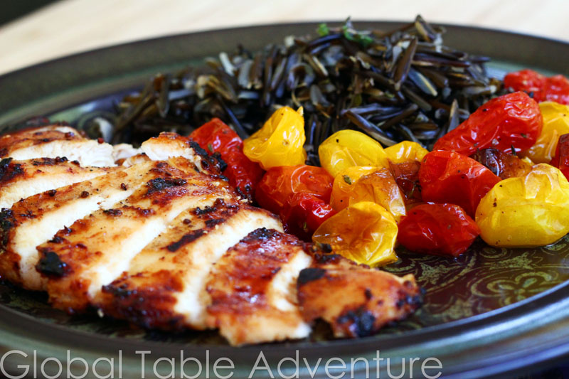 Canadian Dijon & Maple Grilled Chicken | Global Table ...