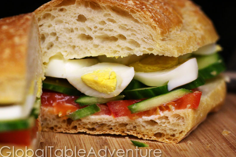 Comoros Sandwich | Global Table Adventure
