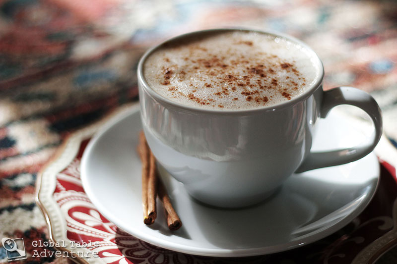 Red Rooibos Latte | Global Table Adventure