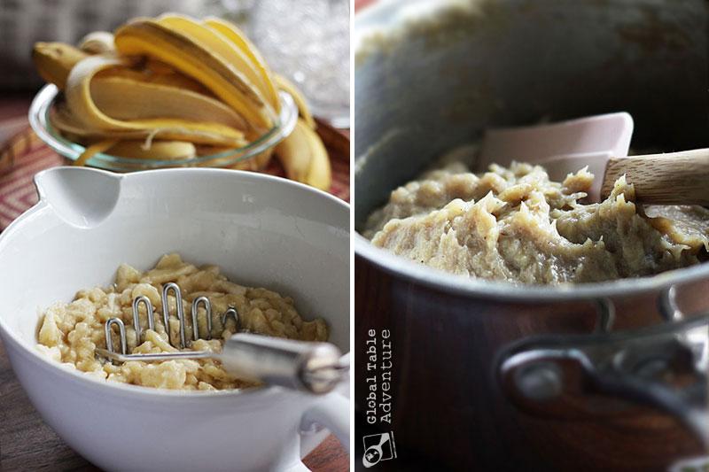 Mauritian Banana Tart | Global Table Adventure