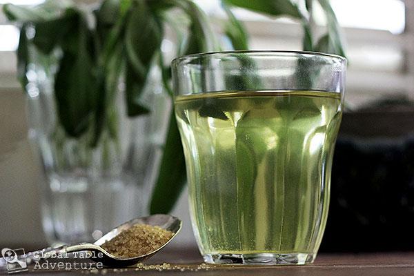 North African Sage n' Green Tea   Global Table Adventure