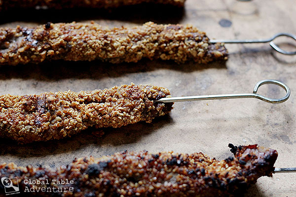 Beef Suya | 21 of the World's best grilled eats.