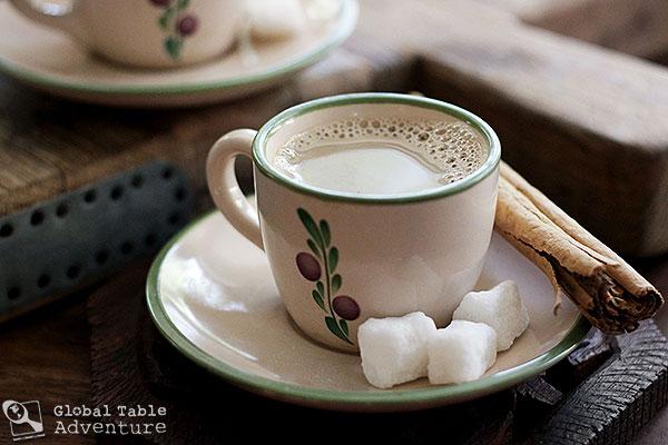 Pakistani Coffee with Cinnamon & Cardamom   Global Table Adventure