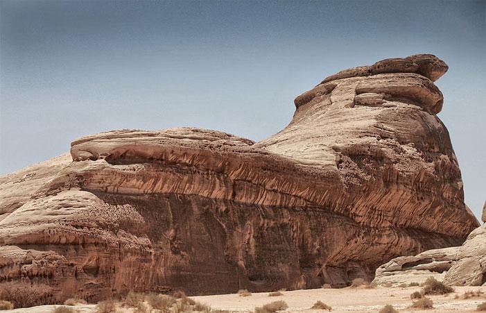 Al-`Ula - Lihyan, Photo by Amru Essam.