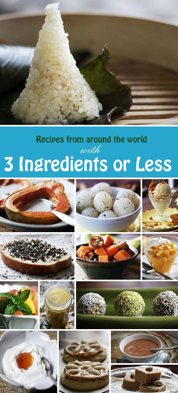 Three-Ingredients