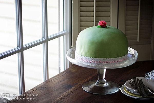 A Recipe for Swedish Princess Cake | Prinsesstårta