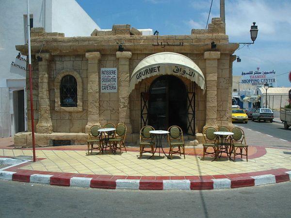 Djerba, Tunisia. Photo by SuperManu.