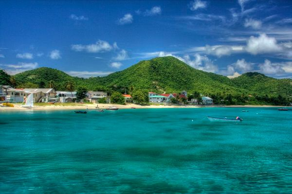 Carriacou, Grenada. Photo by Lloyd Morgan.