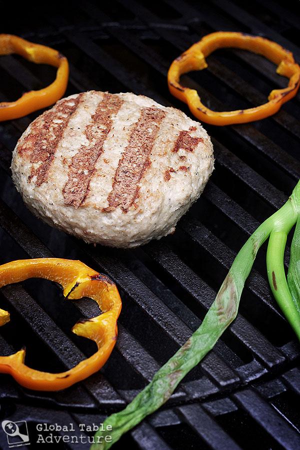 Jerk Chicken Burger | The World in 12 Burgers