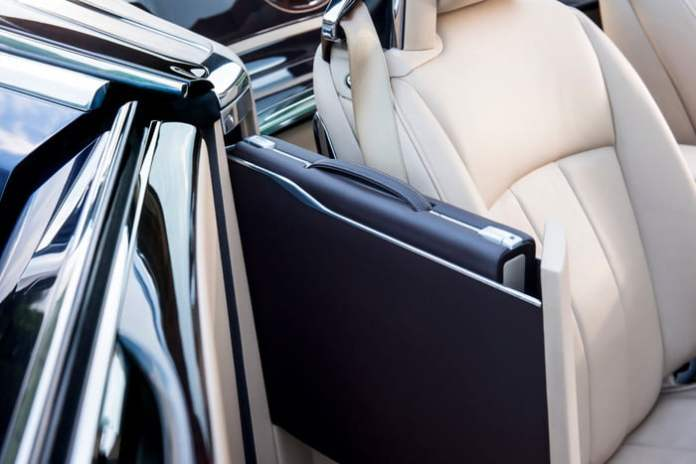 Rolls-Royce-Sweptail Seats