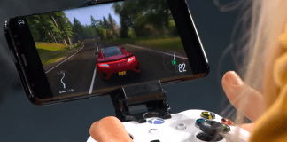 Project xCloud: Forza Horizon 4 on Android phone