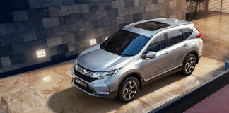 New Honda CR-V scores five-star rating in Euro NCAP crash test
